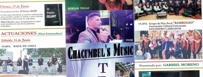 blog de chacumbels music group