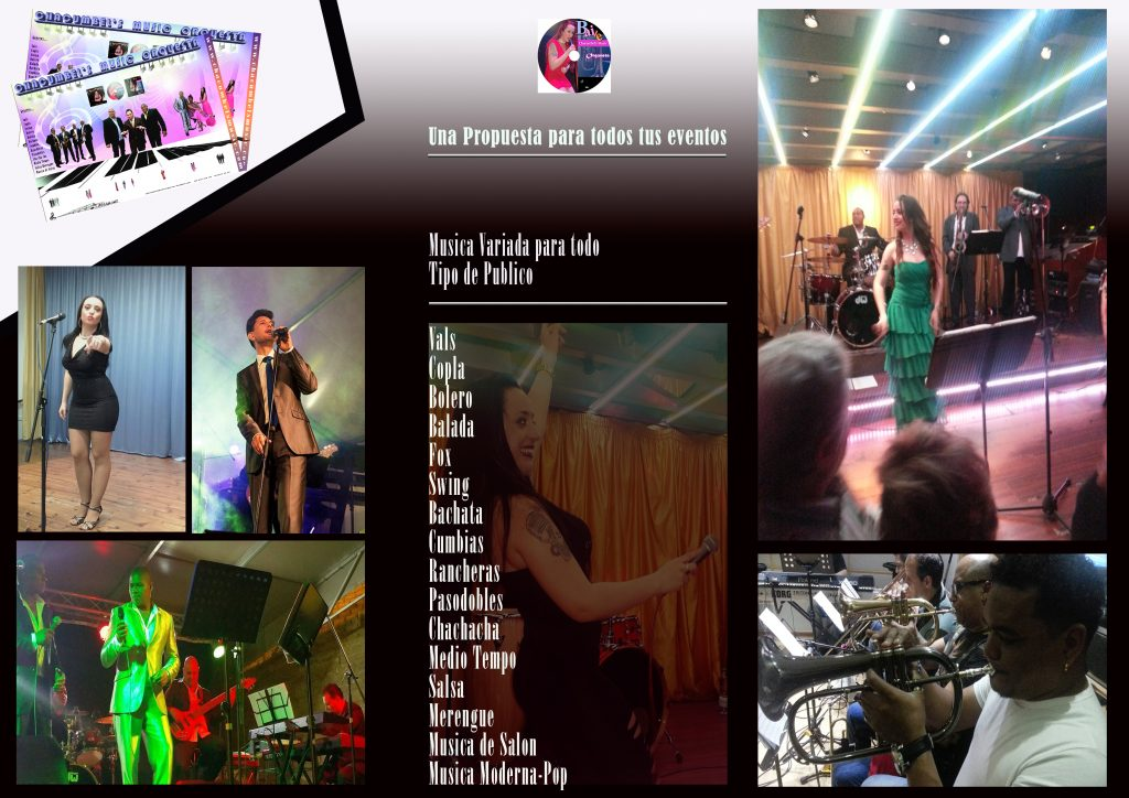 Imágenes de chacumbels Music Group